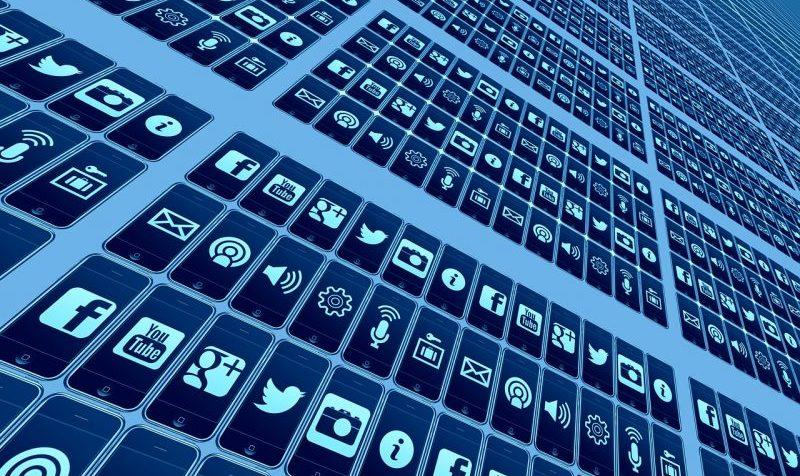 アプリによるデータ消費