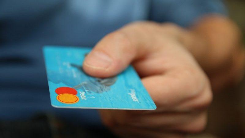 クレジットカードが無い!