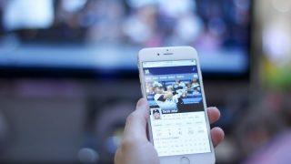 高速モバイル回線で動画も快適