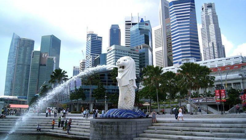 シンガポール景色