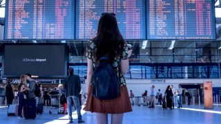 空港内でwi-fiをレンタル
