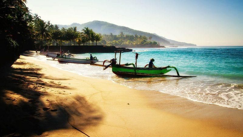 バリ島の景色