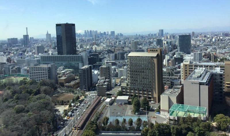 【高層階・タワマンでも受信可能】ポケットwi-fiを高層ビルの25~47階で実測テスト
