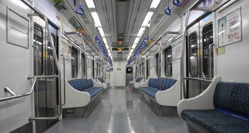 地下鉄でwi-fiの速度調査